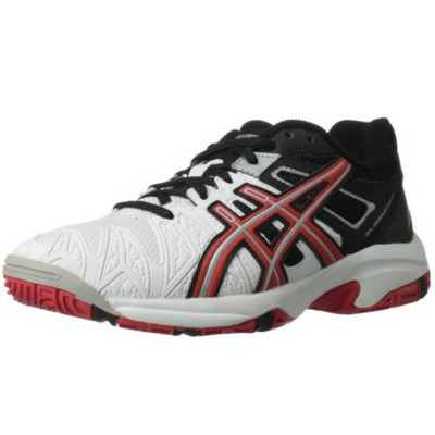 Asics Gel Resolution 5 Junior (0123: Fiery Red)