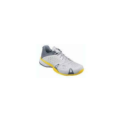 Wilson Men`s Rush Pro Clay CourtTennis Shoes
