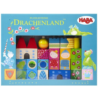 Haba Land of Dragons (27-pcs)
