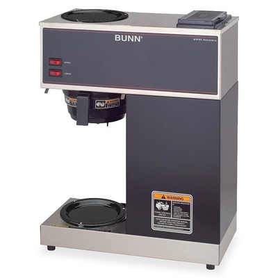 BUNN Pour-O-Matic Brewer - Stainless Steel
