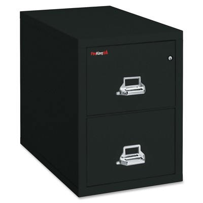 FireKing Insulated Two-Drawer Vertical File