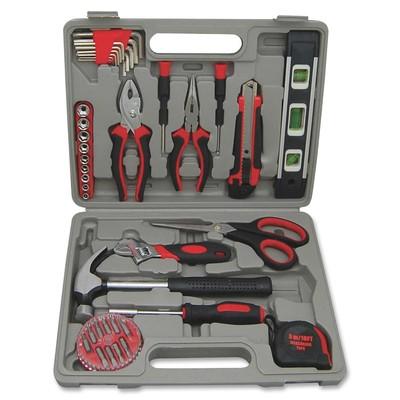 Genuine Joe 42 Piece Tool Kit w/ Case
