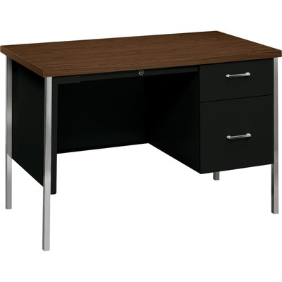 HON 34002R Right Pedestal Desk