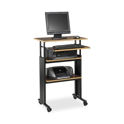 Safco Adjustable Stand-Up Workstation