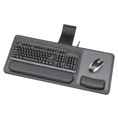 Safco Ergo-Comfort Sit/Stand Articulating Keyboard Platform
