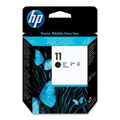 HP 11 Black Printhead/Cleaner