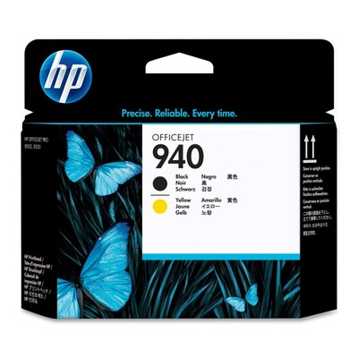 HP 940 Black - Yellow Printhead