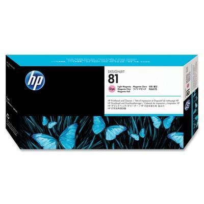 HP 81 Light Magenta Printhead/Cleaner