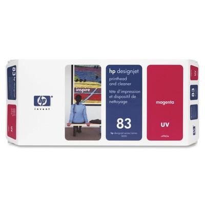 HP 83 Magenta Printhead/Cleaner