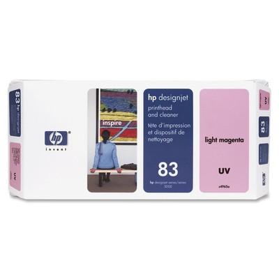 HP 83 Light Magenta Printhead/Cleaner