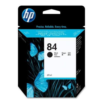 HP 84 Black Ink Cartridge