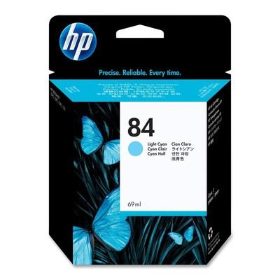 HP 84 Cyan Ink Cartridge