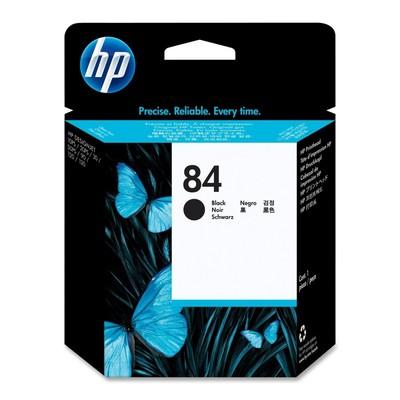HP 84 Black Printhead Cartridge