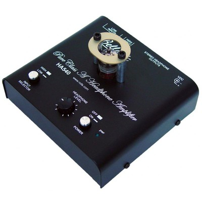 Rolls HA540 Pure Class A Stereo Headphone Amplifier - Rolls - HA540