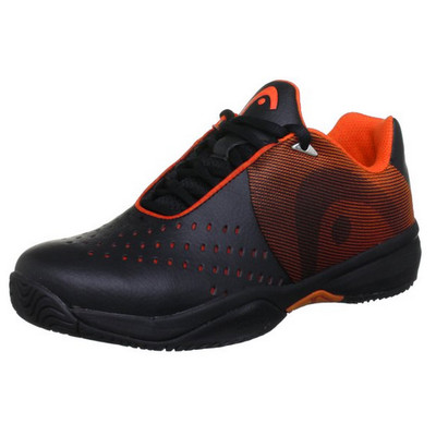 Head Speed III Junior Black/Fire