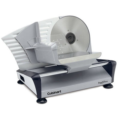 Cuisinart-Refurbished Professional Food Slicer (CFS-155C), Manufacturer Recertified