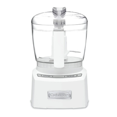 Cuisinart-Refurbished 4-Cup (1L) Chopper / Grinder, White (CH-4DC), Manufacturer Recertified