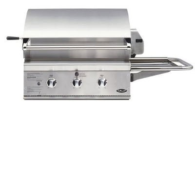 Built-in Grill - Natural Gas