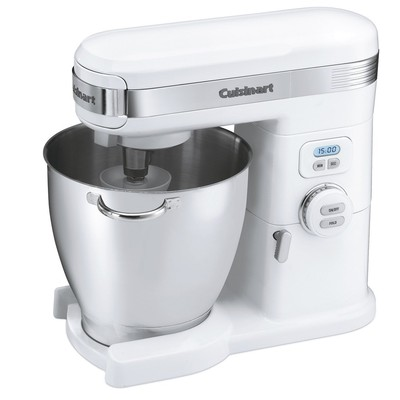 Refurbished - CUISINART SM70 STAND MIXER, 7QT, WHITE - Manufacturer Recertified with 90 days Warranty