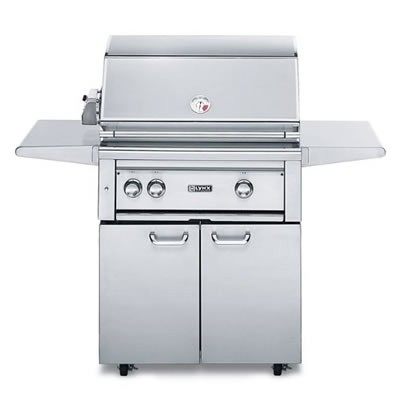 """30"""" Freestanding Grill (All Sear) - Natural Gas"""