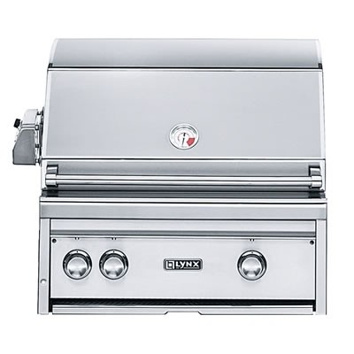 """30"""" Built-in Grill w/ ProSear - Natural Gas"""