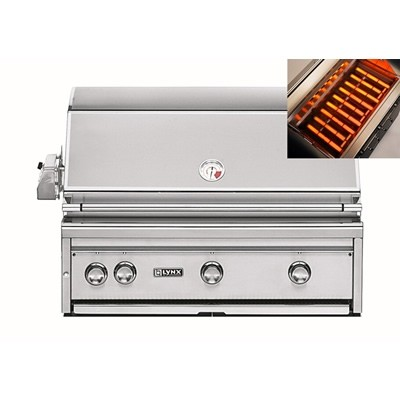 """36"""" Built-in Grill (All-Sear) - Natural Gas"""