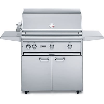 """36"""" Freestanding Grill w/ ProSear - Natural Gas"""