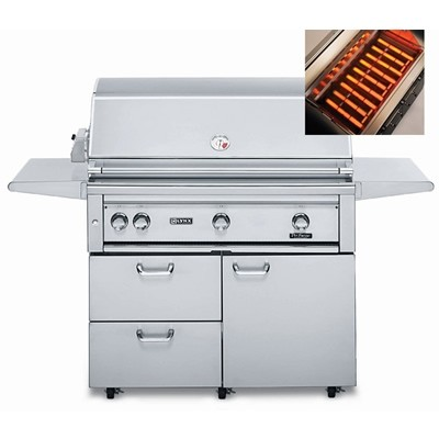 """42"""" Freestanding Grill (All-Sear) - Natural Gas"""