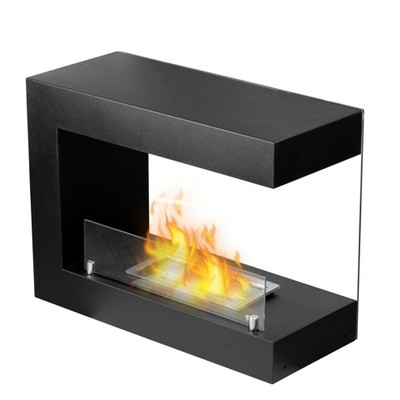 NFLAME Freestanding Ethanol Fireplace:  Model NF-029S