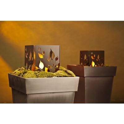Four Fall Bio Ethanol Indoor/Outdoor Firepot