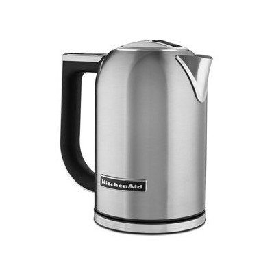 Electric Kettle - Cordless - 1.7L - Stainless