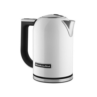 Electric Kettle - Cordless - 1.7L - White