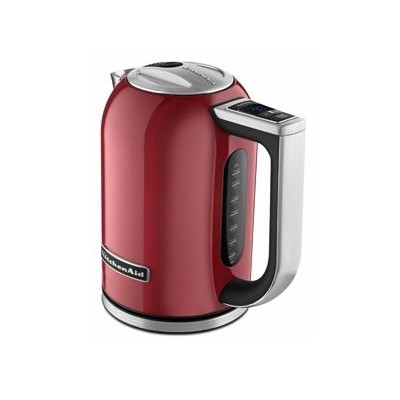 Electric Kettle - Cordless - 1.7L - Red
