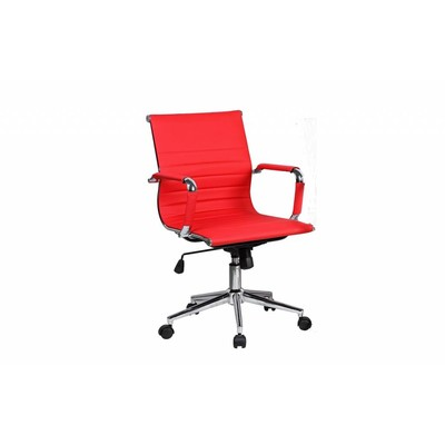Coco Office Chair in Red