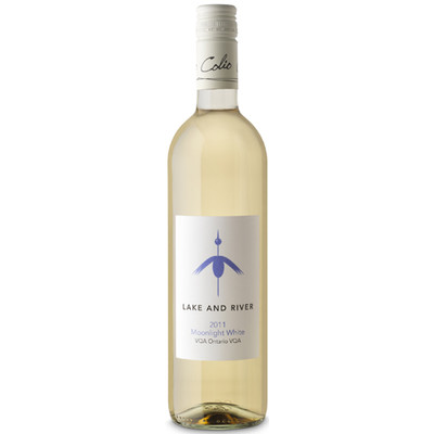 Lake & River Series Moonlight White VQA, Colio Estate Winery 2013 - Case of 12 White Wine