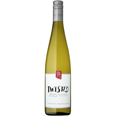 Twisted VQA, Flat Rock Cellars 2015 - Case of 6 White Wine
