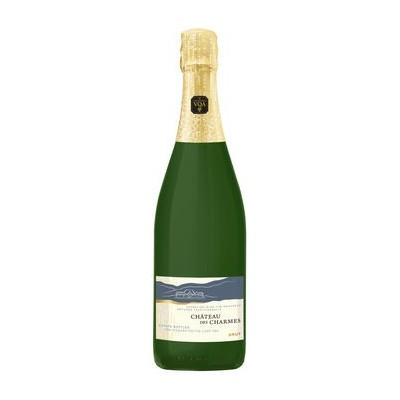 Brut, Methode Traditionnelle VQA, Chateau Des Charmes N/V - Case of 6 Sparkling Wines