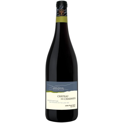 Old Vines' Pinot Noir, Estate Bottled VQA, Chateau Des Charmes 2011 - Case of 6 Red Wines