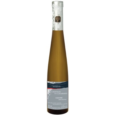 Riesling Icewine, Paul Bosc Estate Vineyard 375ml VQA, Chateau Des Charmes 2014 - 6 Case