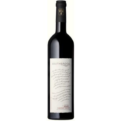 Poetica Cabernet Merlot VQA, Southbrook Vineyards 2007 - Case of 6 Red Wines