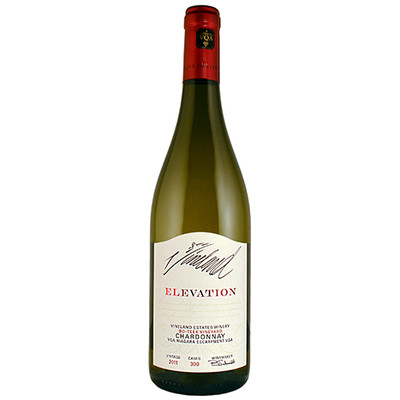 Elevation Chardonnay VQA, Vineland Estates Winery 2014 - Case of 6 White Wines