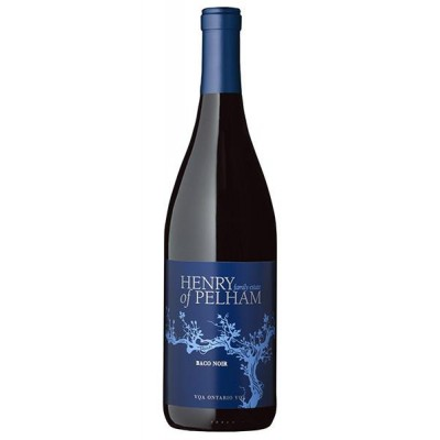 Baco Noir VQA, Henry Of Pelham 2016 - Case of 12 Red Wine