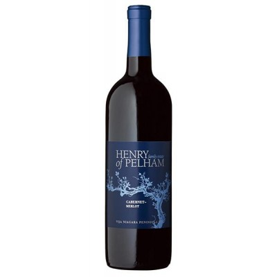 Cabernet Merlot VQA, Henry Of Pelham 2014 - Case of 12 Red Wine