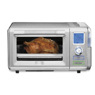 Cuisinart-Refurbished-Combo Steam + Convection Oven-Manufacturer Recertified with 90 days warranty (CSO-300C)