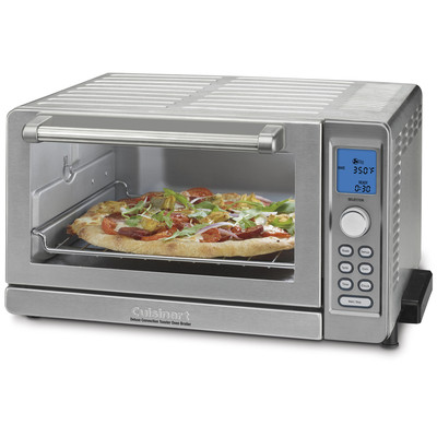 Cuisinart Deluxe Convection Toaster Oven Broiler (TOB-135C)