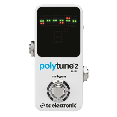 TC Electronic Polytune Mini 2 Tuner - TC Electronic - 966121001