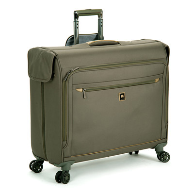 Delsey Helium X'Pert Lite 2.0 Luggage 45 inches Spinner Trolley Garment Bag - Green Color