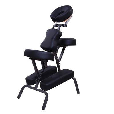 Portable Massage Chair - Black