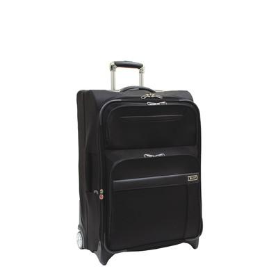 Samboro Executive Lite Luggage 26 inches Exp. Upright Pullman - Black Color