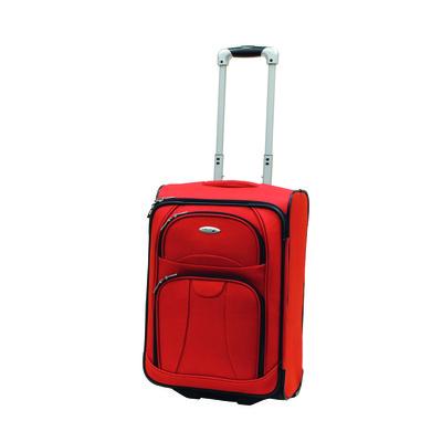 WestJet Navigator Luggage 20 inches Cabin Trolley - Orange Color